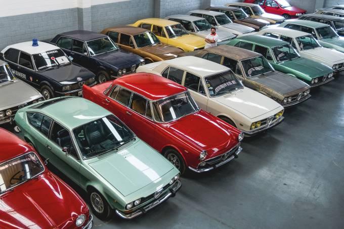 Coleção de Alfa Romeo 2300