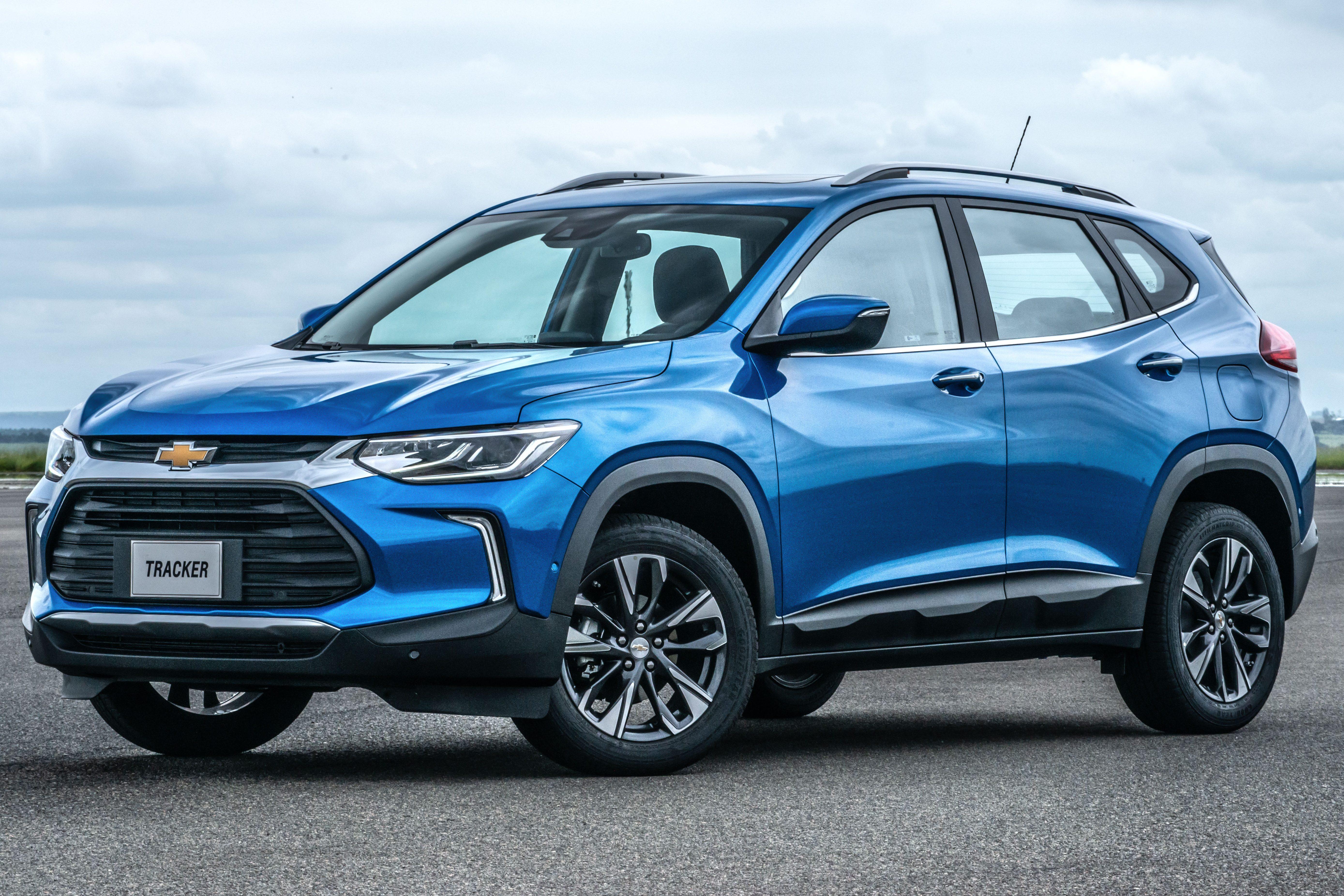 Novo Suv Lider Chevrolet Tracker Teve Estoque Esgotado Pela Alta Procura 5 Minutos