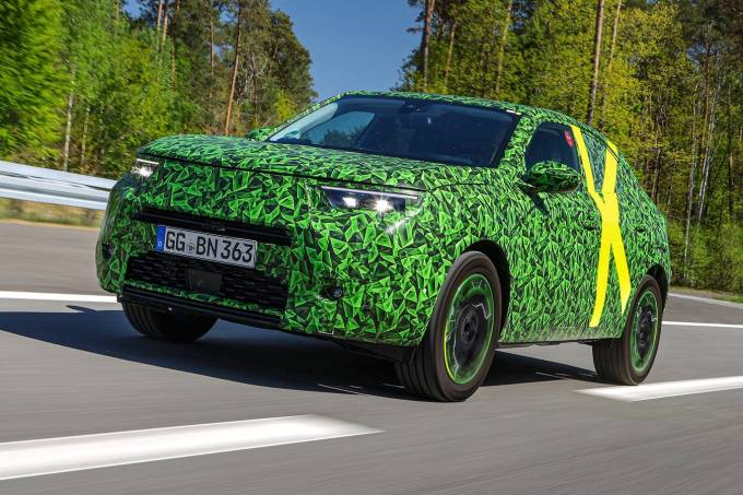 Novo Opel Mokka