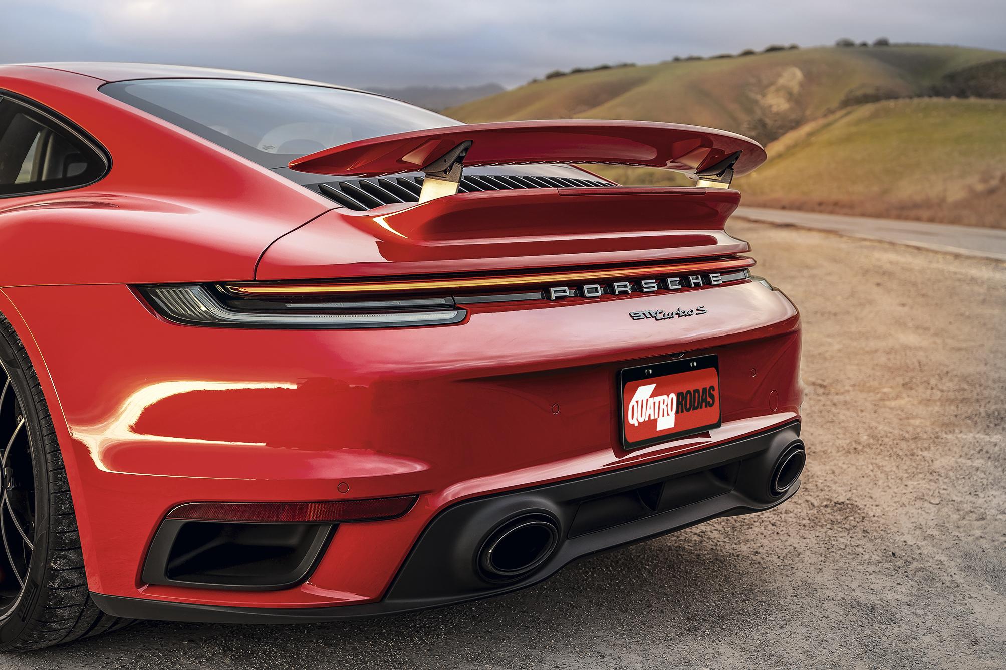 Teste Novo Porsche 911 Turbo S E O Melhor 911 De Todos Os Tempos Quatro Rodas