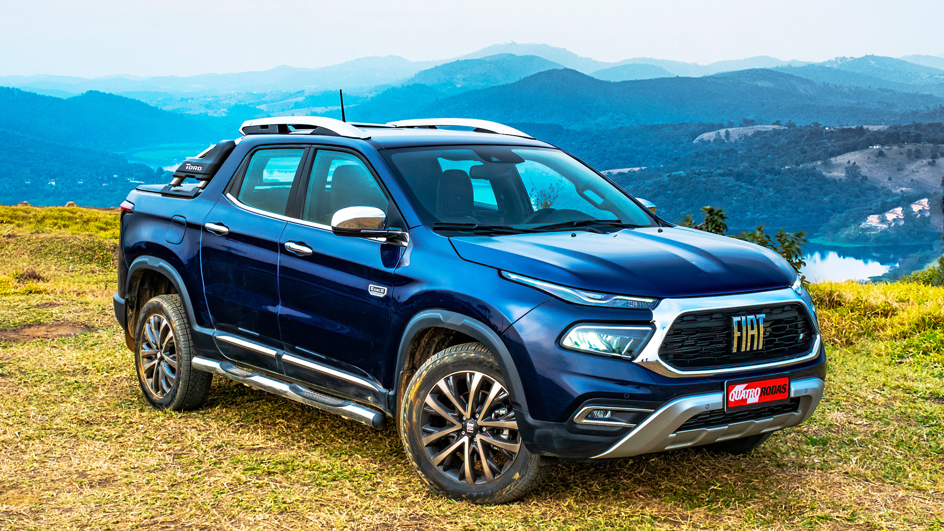 Fiat Toro Ranch Diesel testada por QUATRO RODAS