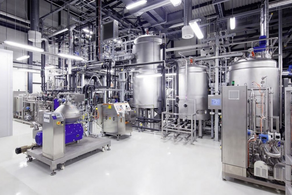 laboratório de eFuel