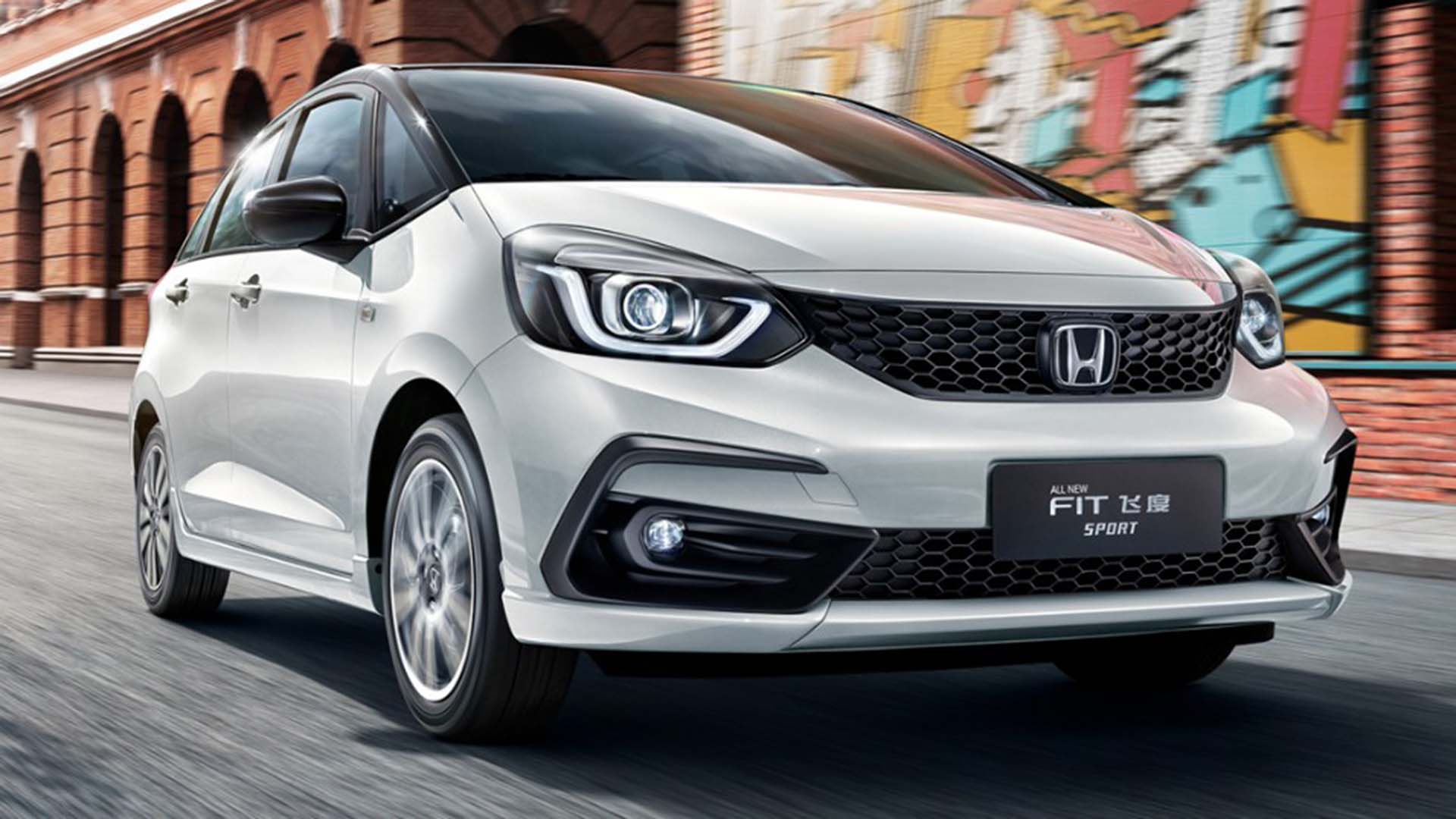 Menos fofo, novo Honda Fit chinês dá a letra sobre como será o brasileiro