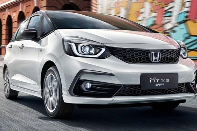 Novo Honda Fit Sport chinês