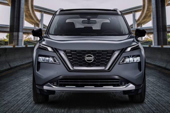 Nissan X-Trail/Rogue 2021