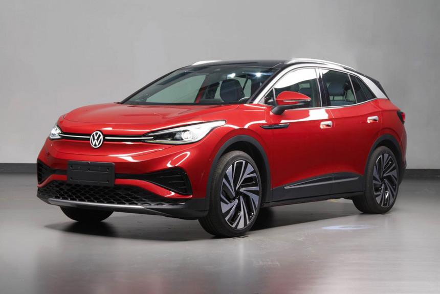 Novo SUV elétrico da VW tem duas caras e porte de Tiguan