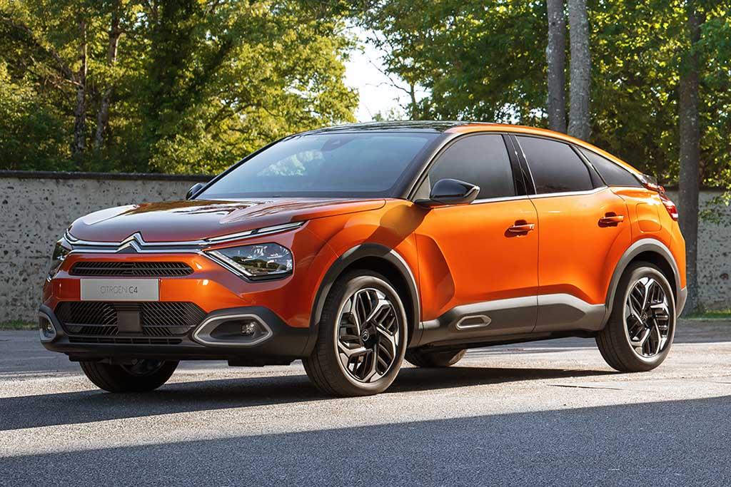 Novo Citroën C4 mostra ao VW Nivus como se faz um hatch cupê