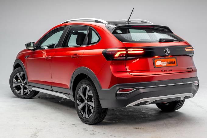 """VW Nivus – foto de capa """"crua"""""""