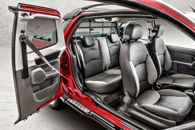 3 portas, 4 portas, Toro, Plus: as inovações e sacadas das picapes Fiat
