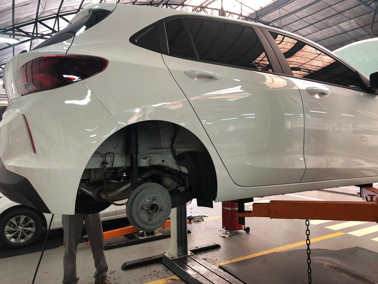 Exclusivo: estalos do Chevrolet Onix por erro nos freios assustam clientes