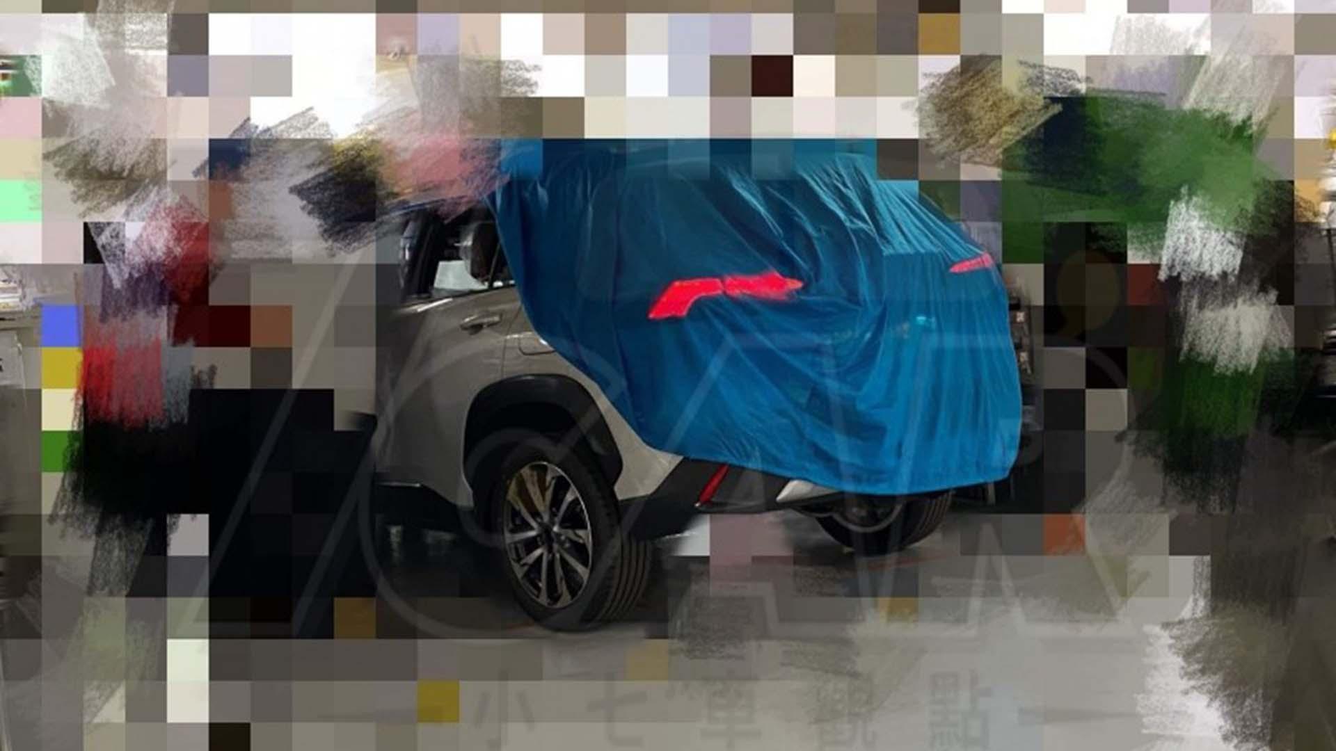 Flagra: SUV Toyota nacional será ao Corolla o que T-Cross é para o Virtus