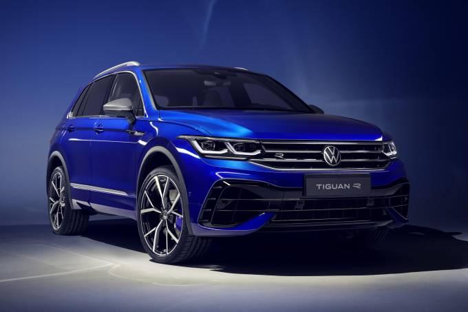 Volkswagen Tiguan R 2021 (2)