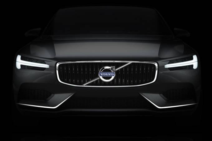 Assinatura visual Volvo