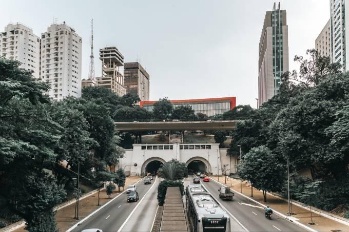 Trânsito São Paulo