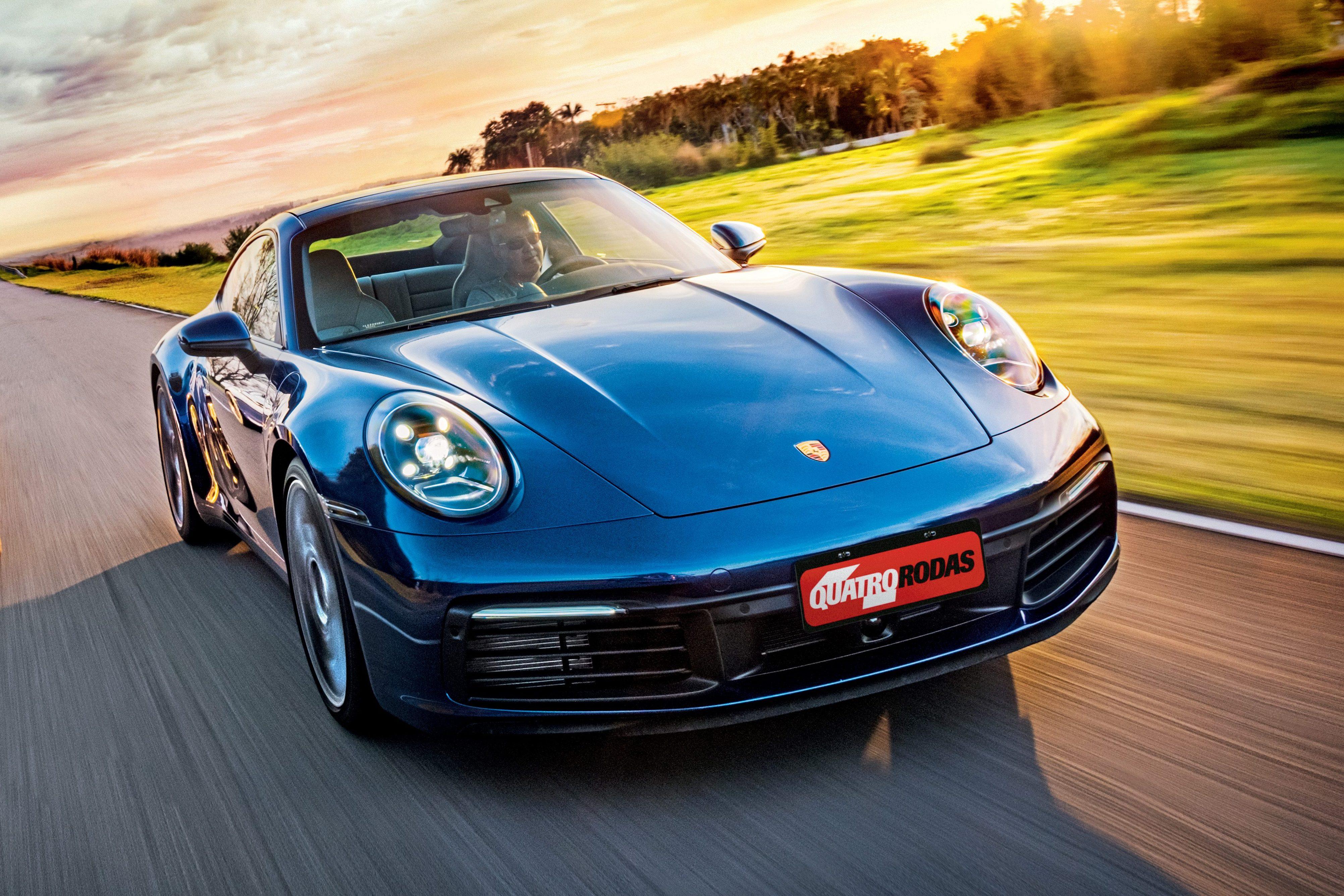 Porsche 911 foi, de longe, o esportivo mais vendido em maio