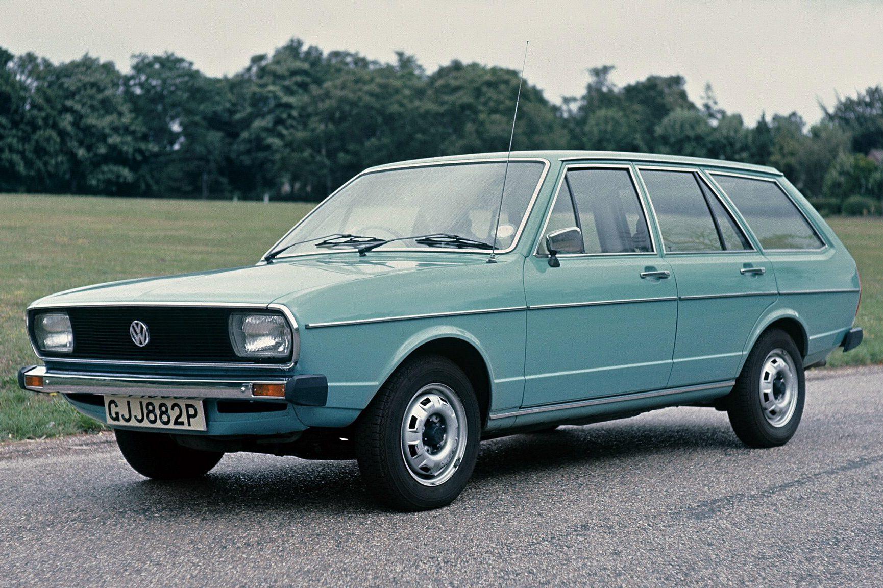 VW Perua Passat, um sonho dos anos 80 para quem podia pagar R$ 180.000
