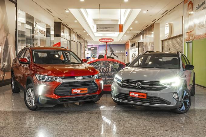 Chevrolet Tracker 1.0 LT E VW NIVUS HIGHLINE