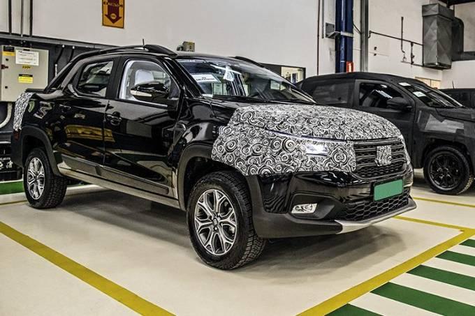 Como foi o desenvolvimento da nova Fiat Strada 2020