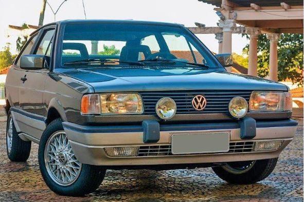 Gol GTi 1993 leilão