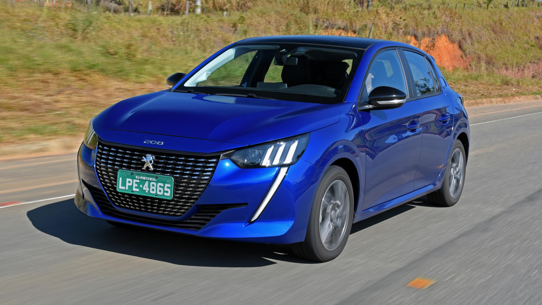 Impressoes Peugeot 208 2021 Quatro Rodas