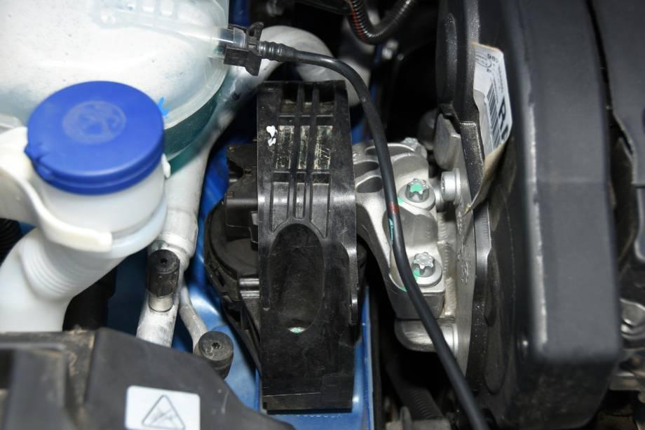 Coxim hidráulico de plástico é novidade e é ainda mais eficiente na hora de isolar as vibrações do motor