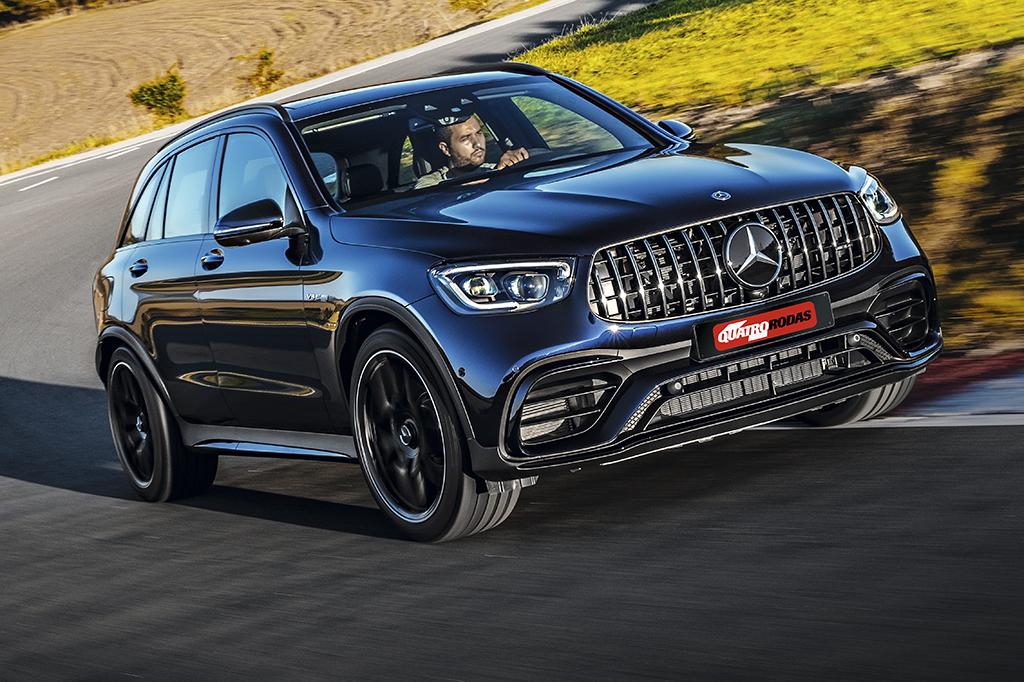 Mercedes-AMG GLC 63 2020