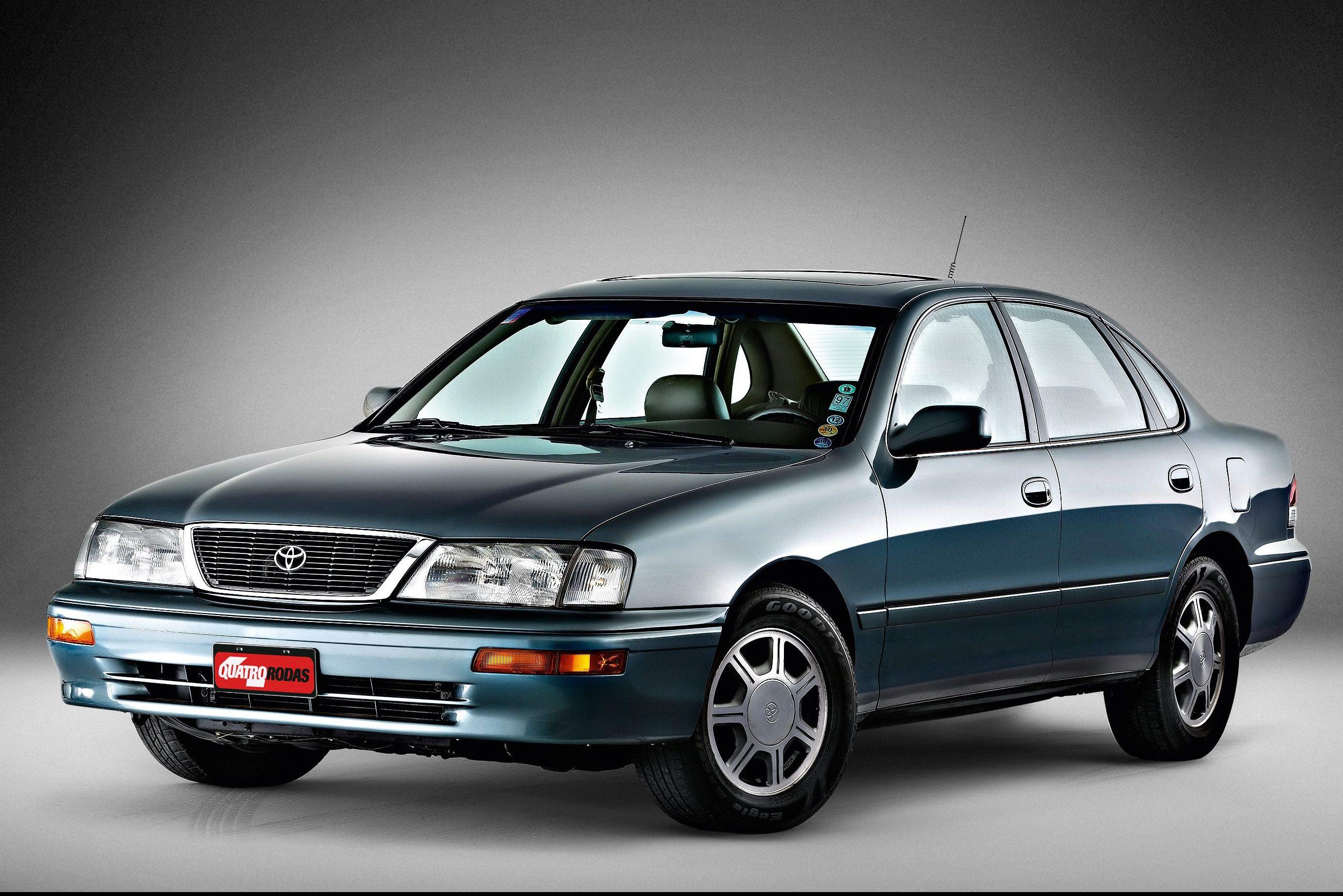 Classicos Toyota Avalon O Mais Americano Dos Sedas Japoneses Quatro Rodas
