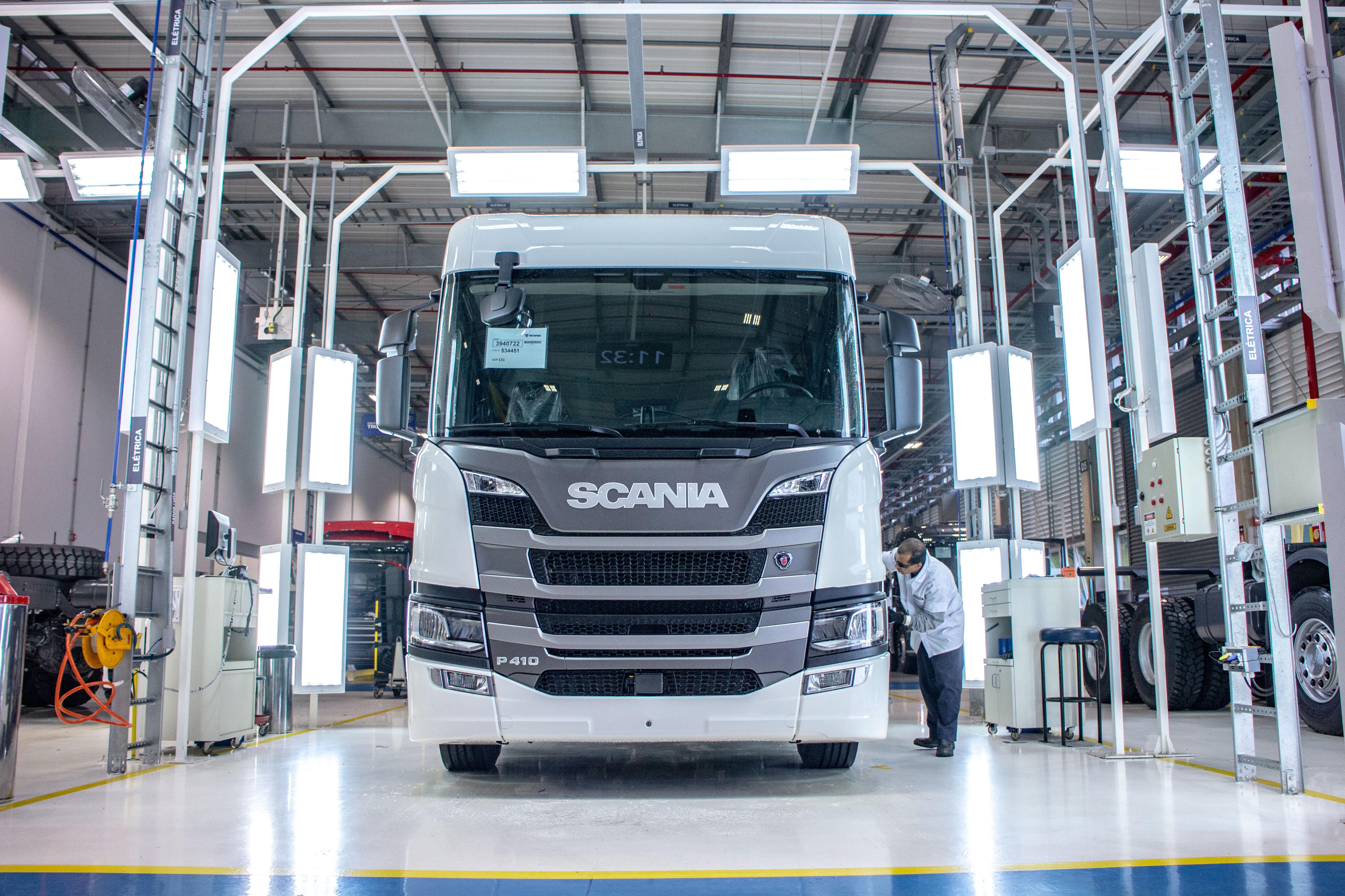 Por que o coronavírus não colapsou mercado de caminhões como o de carros