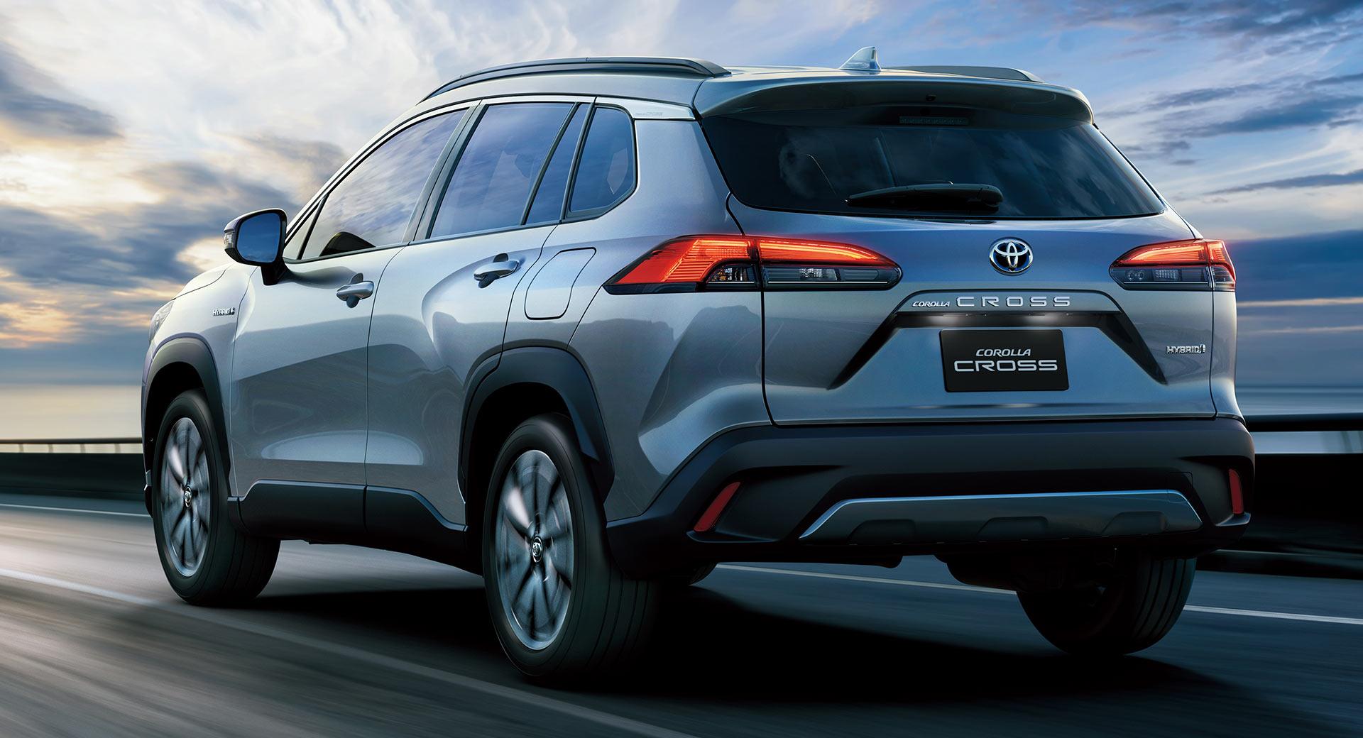 Corolla Cross: novo SUV da Toyota tem porte do Compass e ...