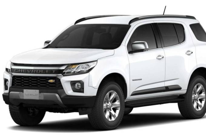 Chevrolet Trailblazer 2021 – destaque
