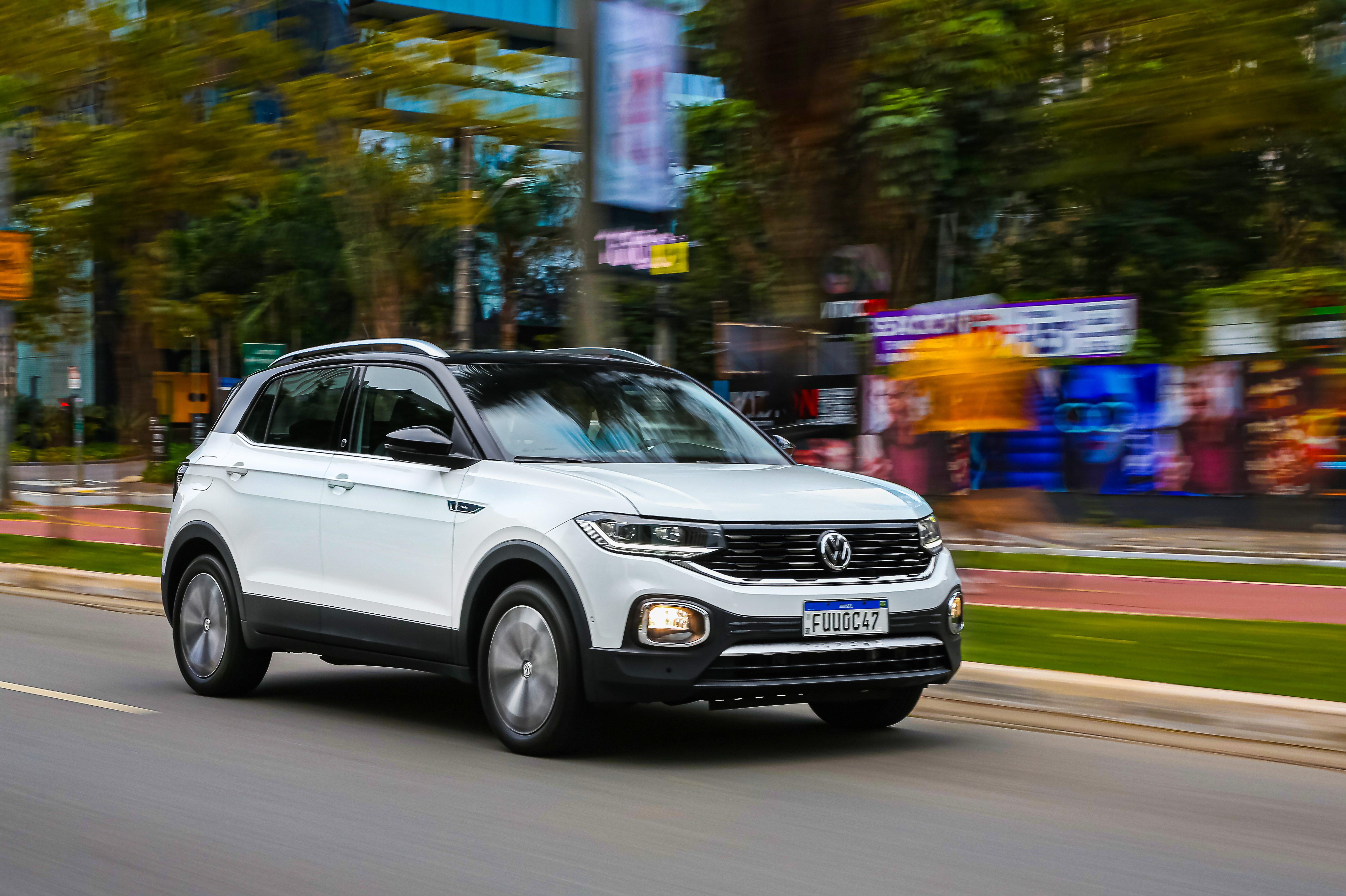 VW T-Cross 2021