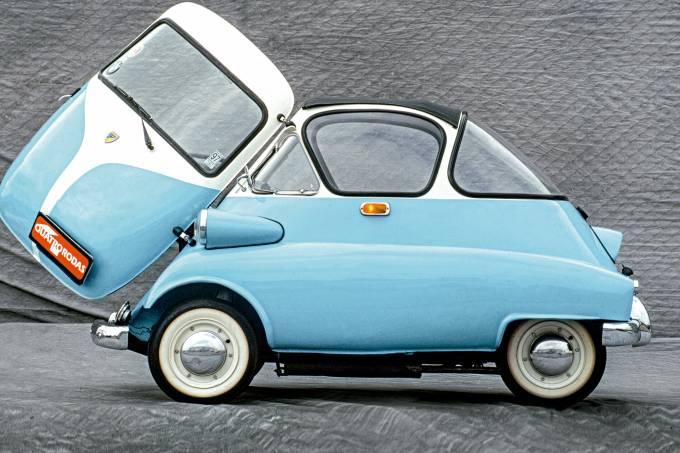 Romi-Isetta, modelo 1959.