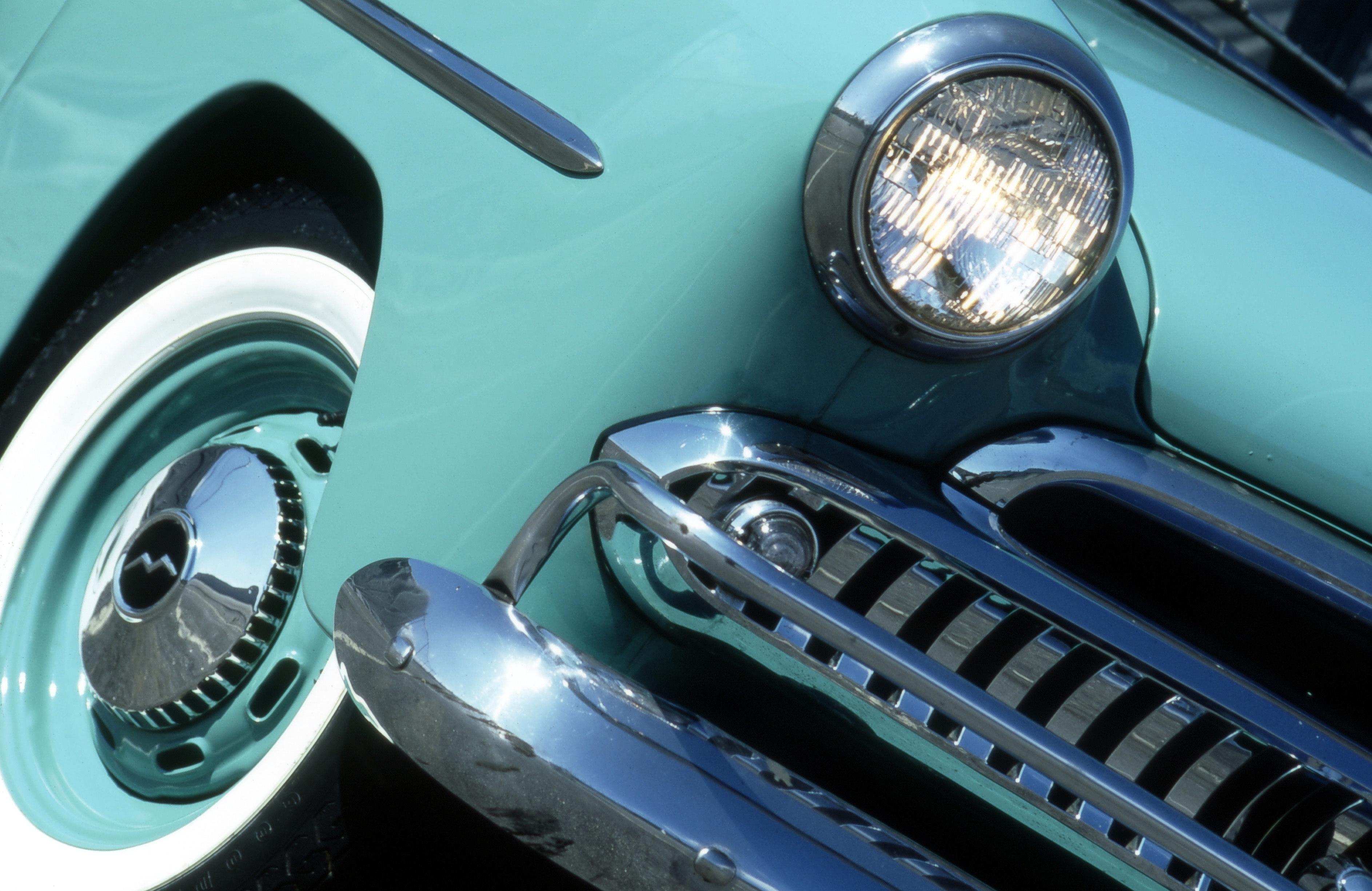 Farol do Aero Willys 2600, da década de 60, da Willys.