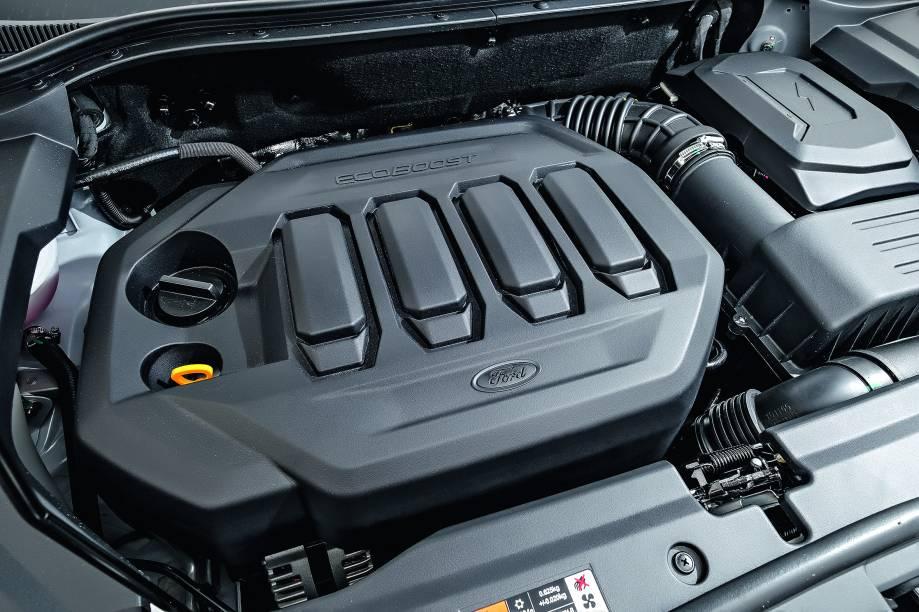 Motor 1.5 turbo tem injeção direta de combustível