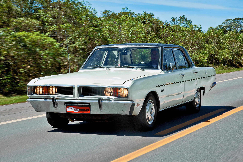 Gran Sedan, modelo 1976 da Dodge.
