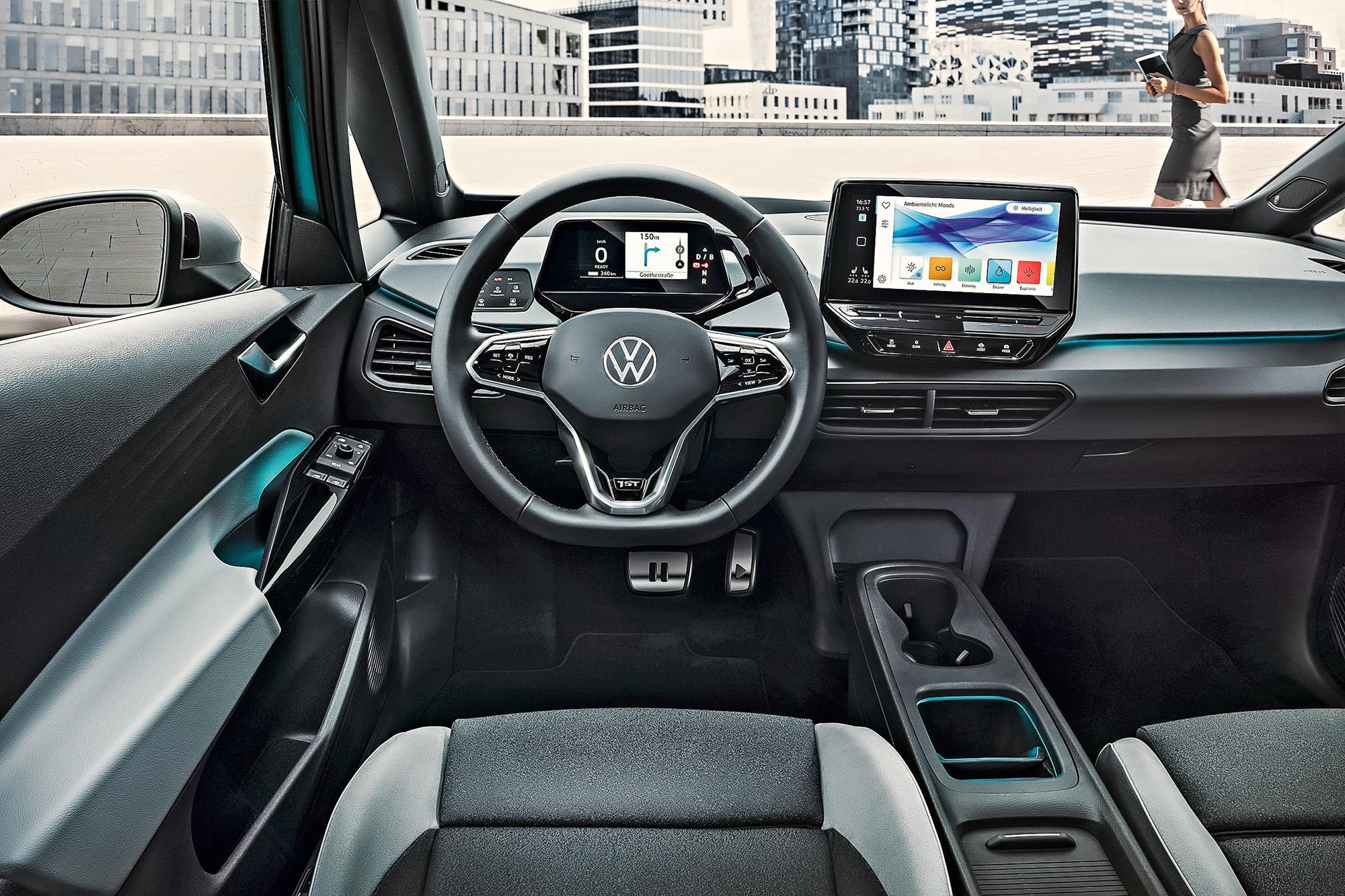 Volkswagen ID.3 usado por QUATRO RODAS