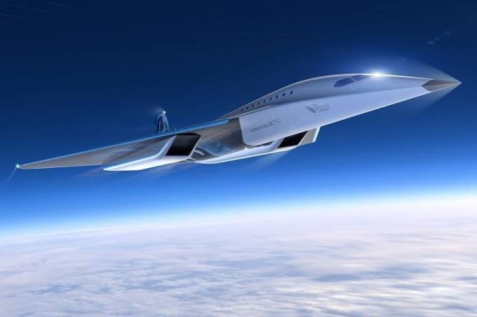 Jato Virgin Galactic