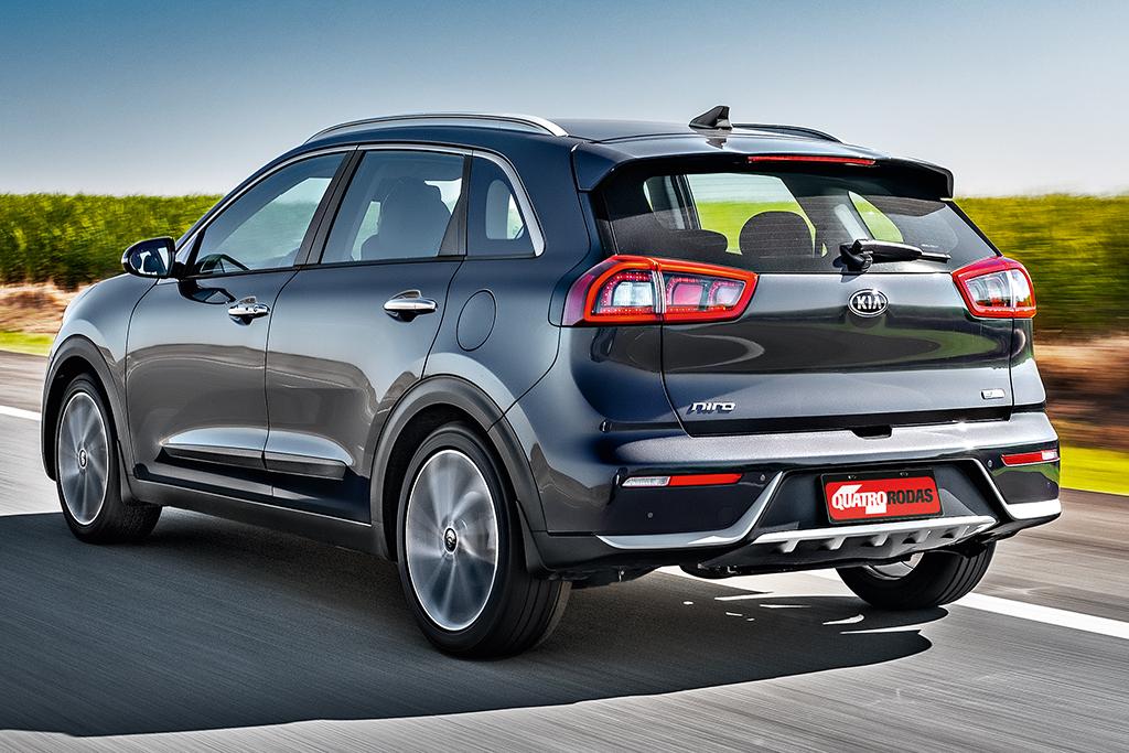 Ficha técnica comprova que o modelo é mais baixo que o VW SpaceFox
