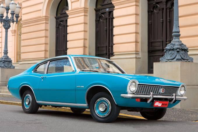 Ford Maverick 4cc GRANDES BRASILEIROS