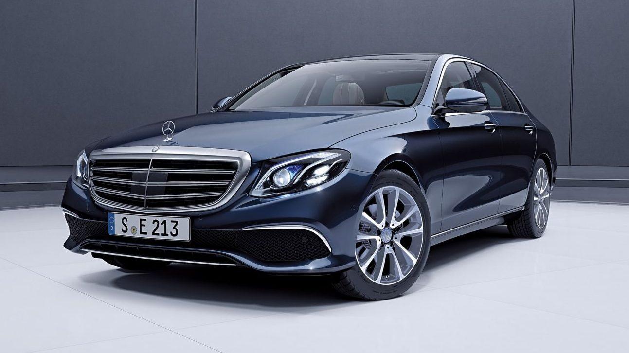 Mercedes Classe E300 Exclusive