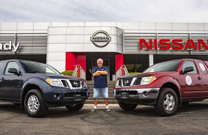 Nissan Frontier – 1 milhão km