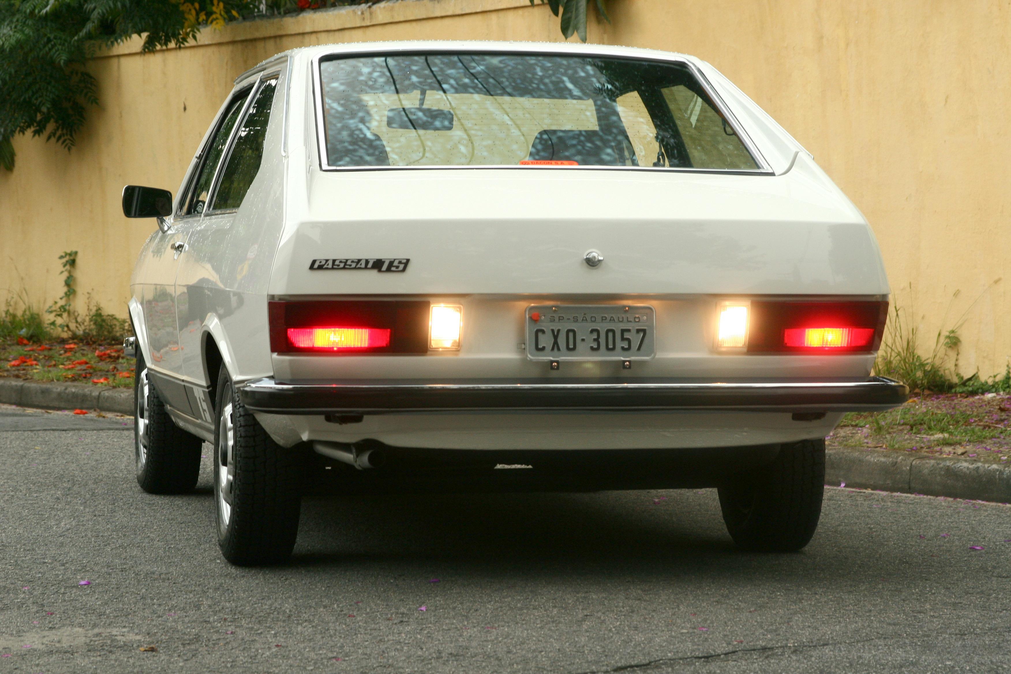 Passat TS 78 da Volkswagen testado pela revista Quatro Rodas.