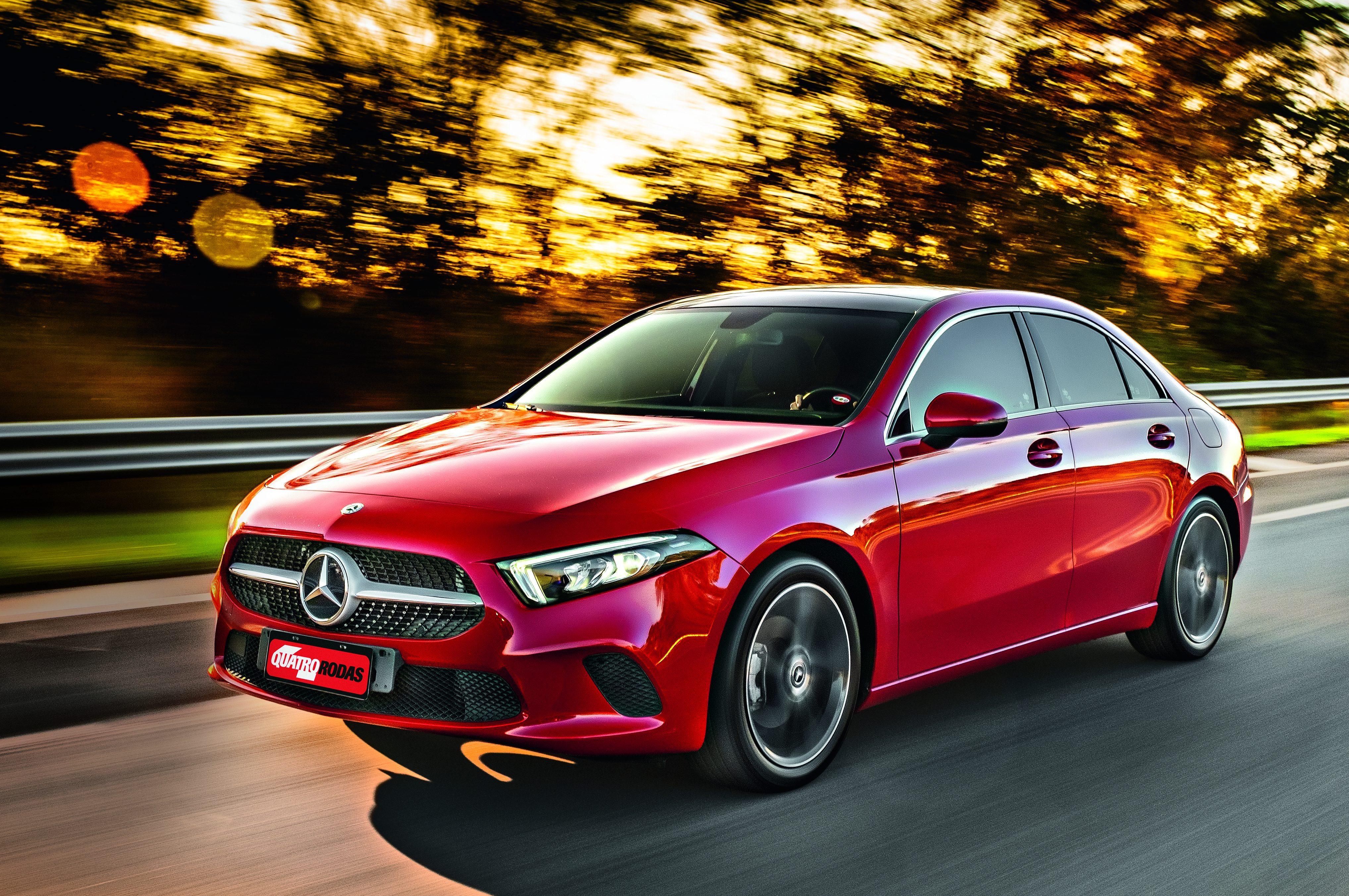 Teste: Mercedes-Benz A 200 traz prestígio e conteúdo em embalagem compacta