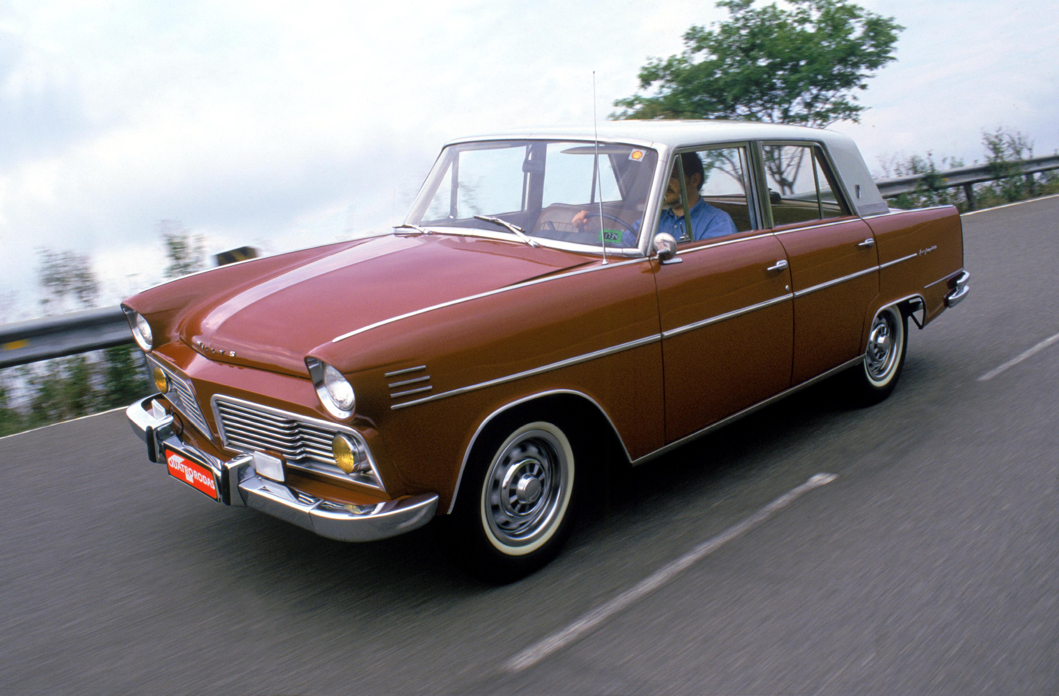 Aero Willys 2600, modelo 1966.