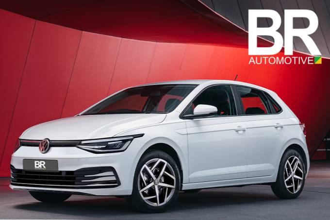 Projeção Volkswagen Polo 2021