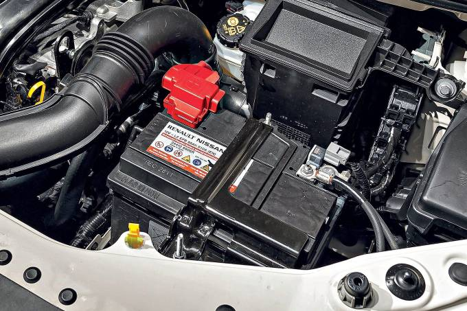 Bateria do carro 12V