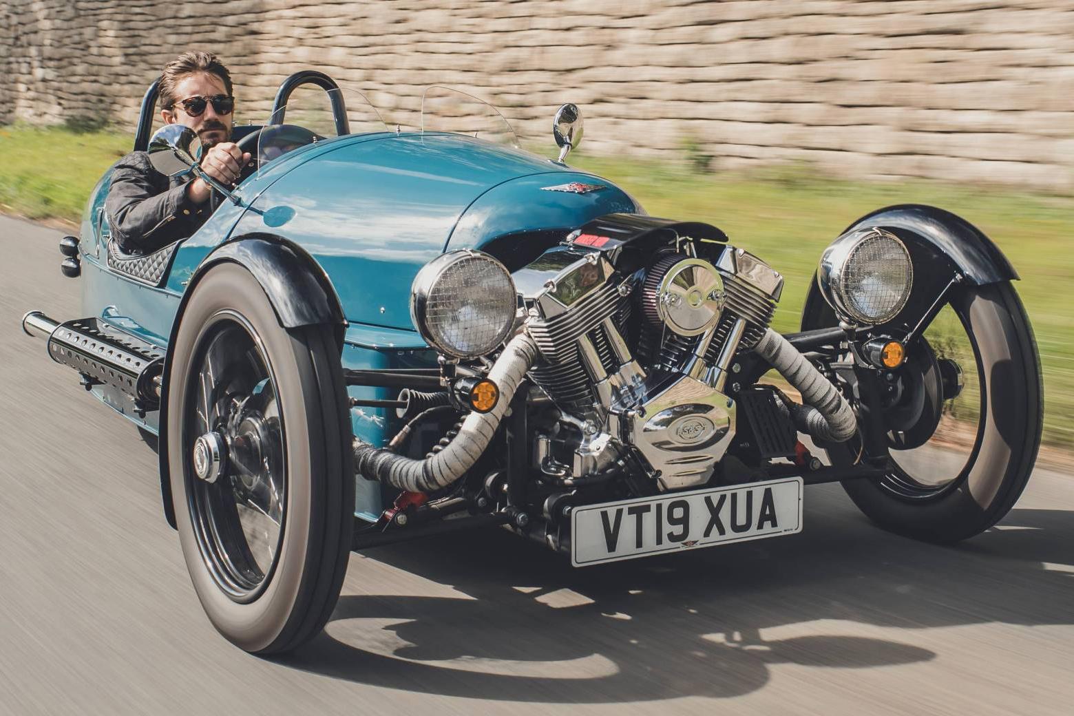 Top ten: estes dez carros fizeram história com apenas três rodas