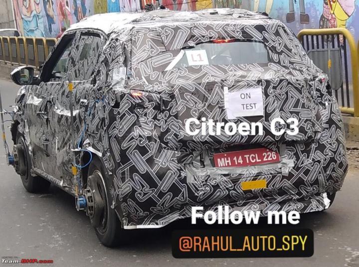 Citroen Smart car c21