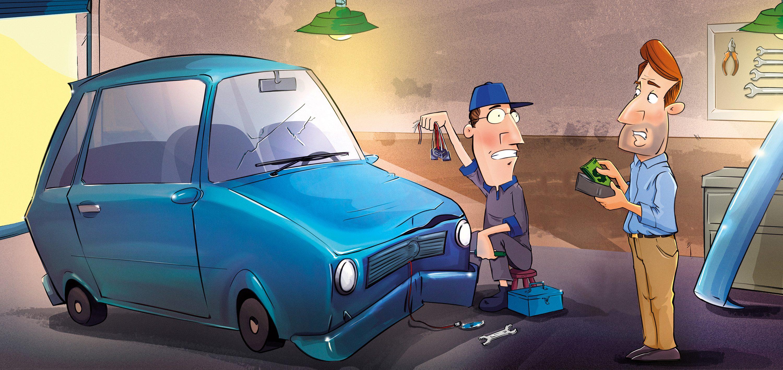 Equipamentos de condução semiautônoma encarecem – e complicam – consertos