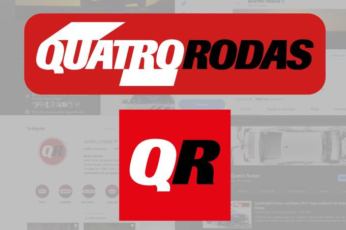 Novo logotipo redes sociais